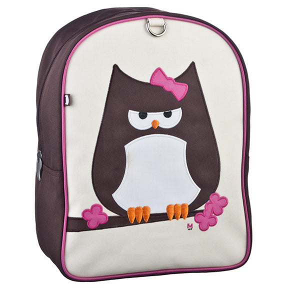 Little-Kid-Backpack-Owl-Papar