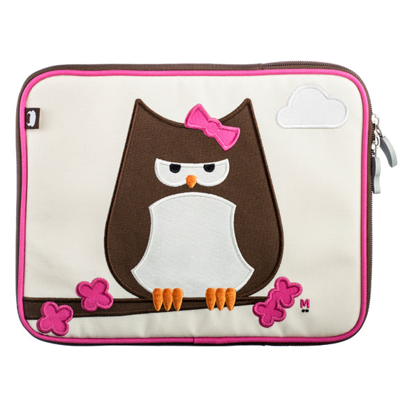 Ipad Case Owl Papar