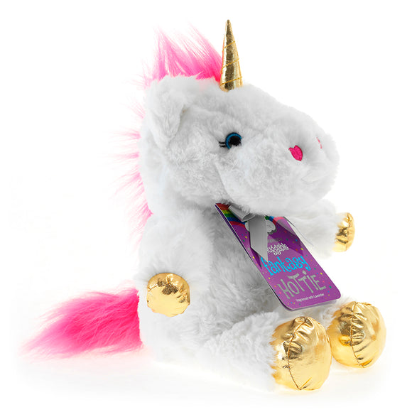 Rainbow Fantasy Hottie - White Unicorn
