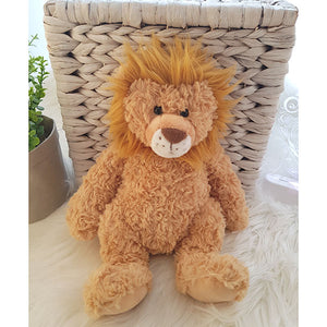 Lewis the Lion Soft Toy