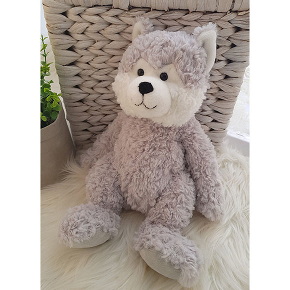 Arlo the Huskey Soft Toy