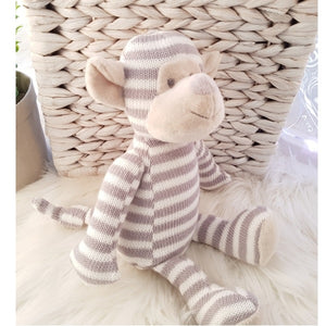 Grey Stripe Monkey