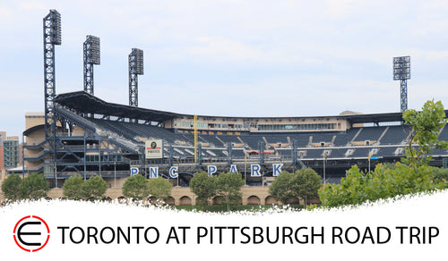 Toronto Blue Jays at Pittsburgh Pirates Bus Tour - June 19th-21st 2020