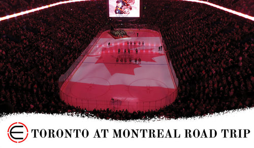 Toronto Maple Leafs at Montreal Canadiens Bus Tour - February 7th-9th 2020