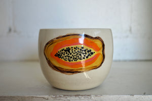 Papaya planter