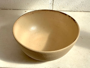 Medium Serving Bowl in Bamboo