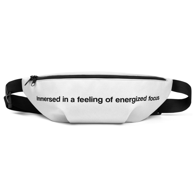 FLOW Fanny Pack Limited edition