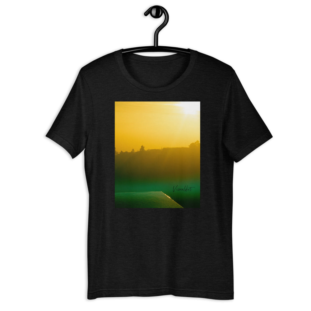 West Hollywood hills Unisex T-Shirt