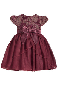 Mini-Sugar Plum Dress 2T-4T