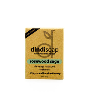 Rosewood Sage soap