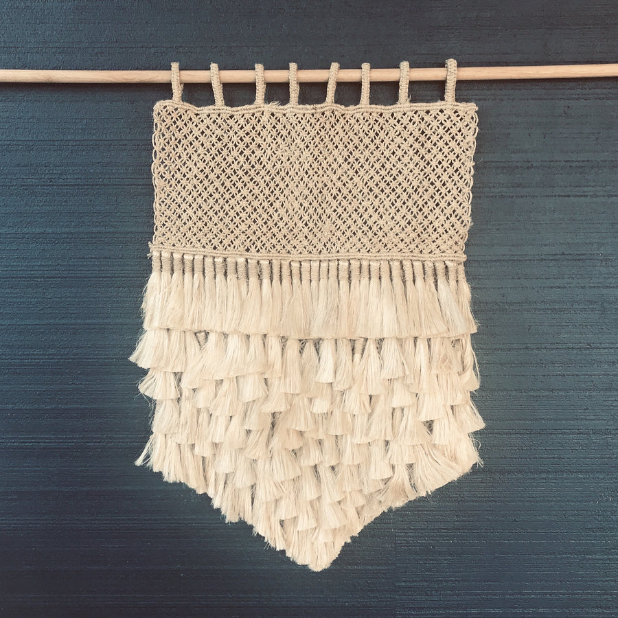 Wall hanging - Tassel