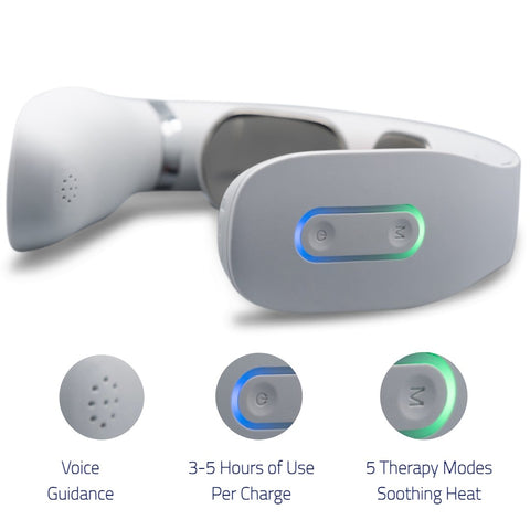 Nektric Pro 2 Pulse Massager - Nektric - Features