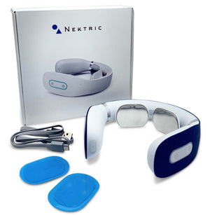 Nektric Pro 2 Pulse Massager - Nektric - Blue