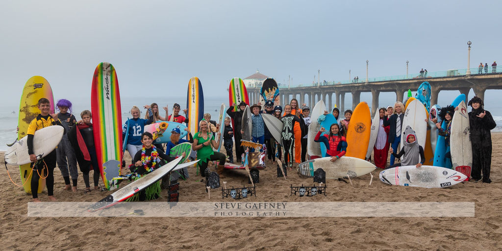 2018 SPYDER SURF SCARE AND TEAR SURF COSTUME CONTEST RECAP