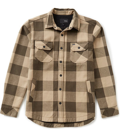 HURLEY CLANCY FLANNEL
