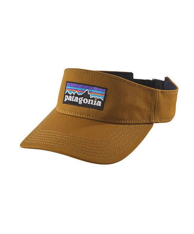 PATAGONIA, PATAGONIA P-6 LOGO VISOR <p>38126</p>, [description] - Spyder Surf