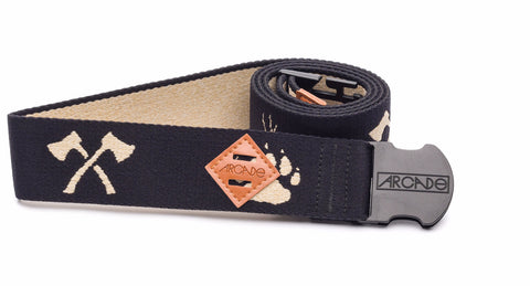 ARCADE, ARCADE THE BUCKSKIN BELT, [description] - Spyder Surf