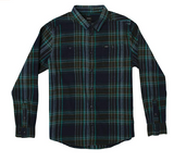 RUCA CLOTHING LUDLOW FLANNEL M551QRLU