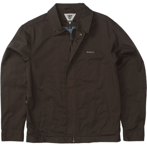 VISSLA MENS WATERGATE JACKET