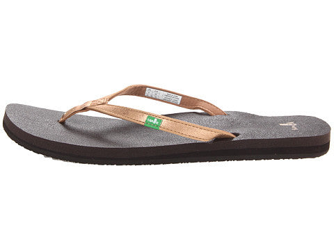 SANUK SANDALS USA, SANUK SANDALS USA YOGA JOY METALLI <p>SWS10002</p>, [description] - Spyder Surf