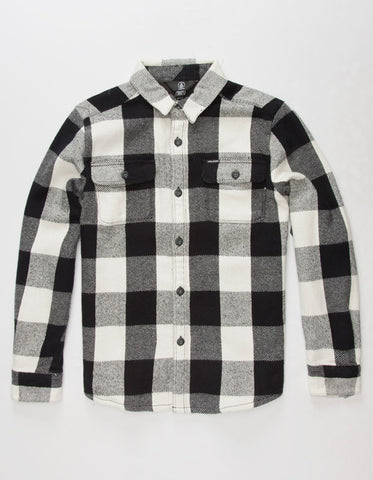 VOLCOM ENDERS FLANNEL