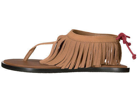 SANUK SANDALS USA, SANUK SANDALS USA YOGA FRINGE <p>1016034</p>, [description] - Spyder Surf