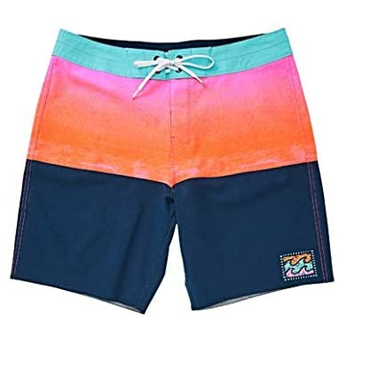 BILLABONG FIFTY50 FADE PR B136VBFF