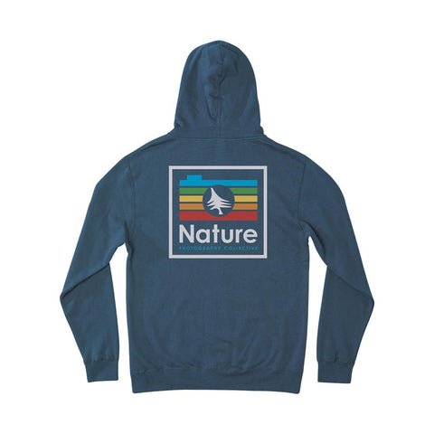 HIPPY TREE CHROMATIC HOODY 2535