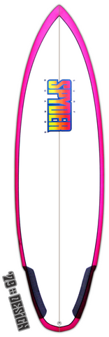 SPYDER SURFBOARDS, 79C, [description] - Spyder Surf