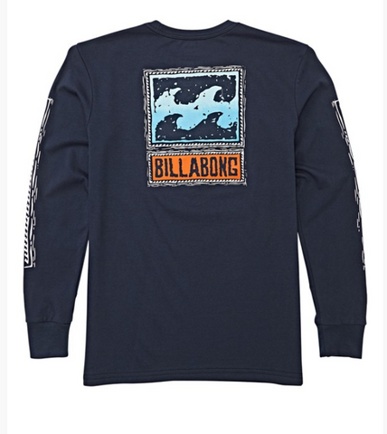 BILLABONG FIFTY WAVE LS B405WBFW