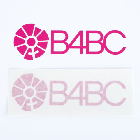 B4BC, B4BC DIE CUT STICKER, [description] - Spyder Surf