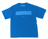 JARVIS DESIGNS, SPYDER SURFBOARDS BOX SOLID TEE <p>JARMJTBOXSOLID</p>, [description] - Spyder Surf