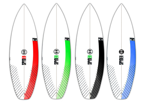 Spyder Surf, BUMP 2.0, [description] - Spyder Surf