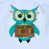 "B4BC X BURTON ""HELP THE HOOTERS"" TANK"