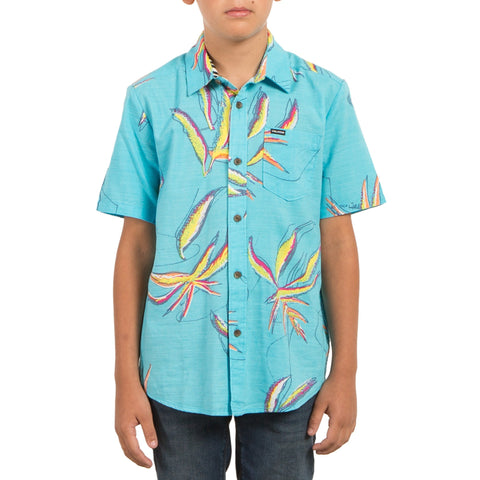 VOLCOM, VOLCOM MOTEL FLORAL <p>C0431700</p>, [description] - Spyder Surf