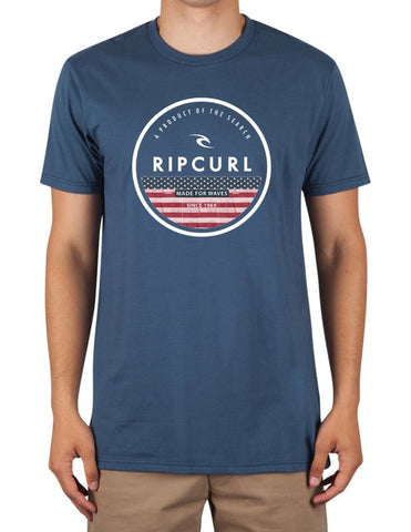 Rip Curl Clothing FOURTH PREM TEE CTE3V7