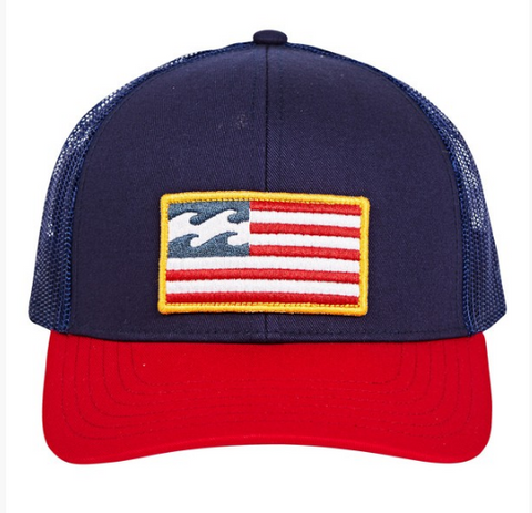 BILLABONG MERICA TRUCKER MAHWUBME
