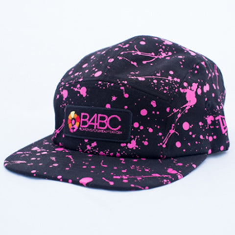 B4BC x NEW ERA 5-PANEL HAT