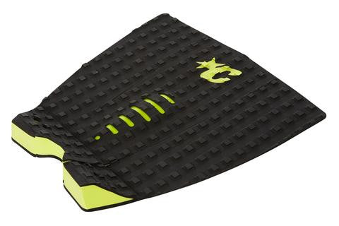 MICK FANNING SIGNATURE TRACTION PAD LIME