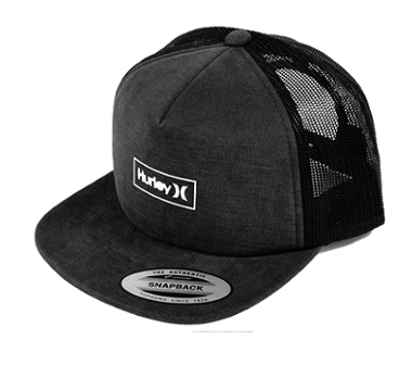 HURLEY LOCKED TRUCKER