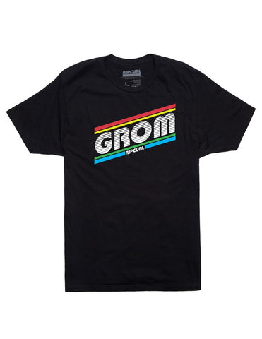 Rip Curl Clothing GROM PREM TEE <p>KTEAW7</p>