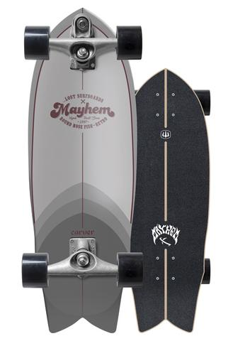 CARVER SKATEBOARDS C7 RN RETRO L1013011052