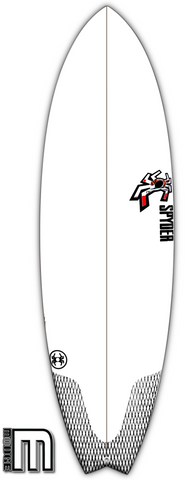 SPYDER SURFBOARDS, MODGE, [description] - Spyder Surf