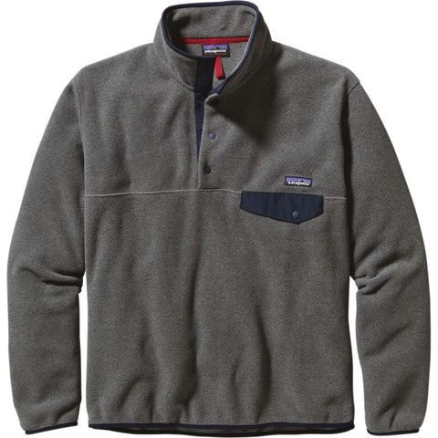 PATAGONIA COTTON QUILT SNAP PULLOVER
