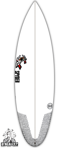 "SPYDER SURFBOARDS, O'Really 5'10"" A, [description] - Spyder Surf"