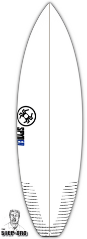 SPYDER SURFBOARDS, STEP BRO, [description] - Spyder Surf