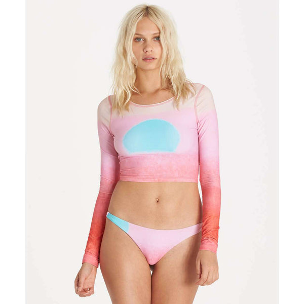 BILLABONG WARHOL SURF LONG SLEEVE RASHGUARD
