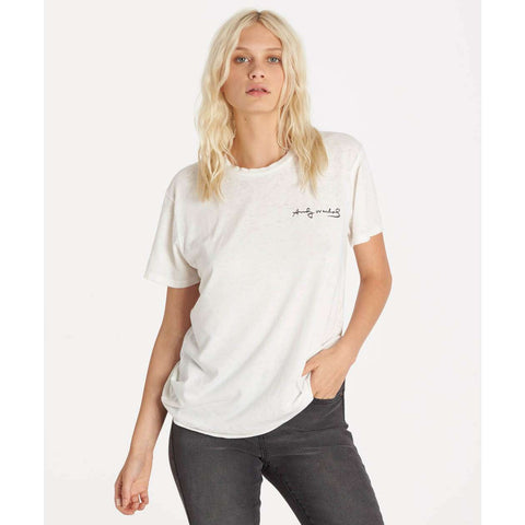 BILLABONG, BLLABONG WARHOL SURF THE ANSWER TEE, [description] - Spyder Surf