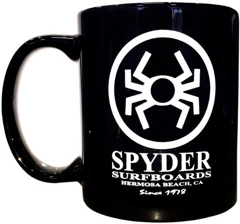SPYDER 11oz COFFEE MUG