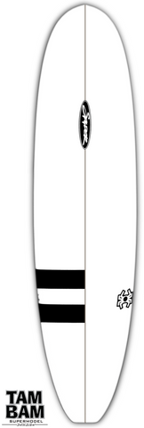 SPYDER SURFBOARDS, TAM BAM, [description] - Spyder Surf